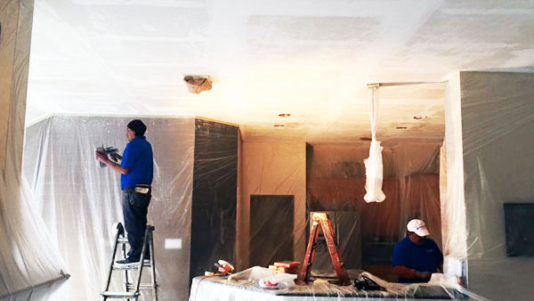 Proworx Roofing & Construction LLC - Interior painting